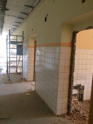 Nemocnica Zvolen pokračuje v renovácii chirurgického oddelenia
