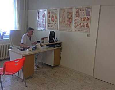 Zvolenská nemocnica presťahovala internú ambulanciu do nových priestorov
