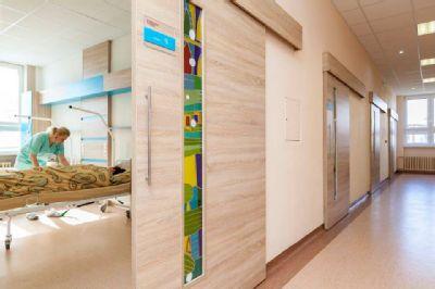 Nemocnica Zvolen ukončila rekonštrukciu chirurgického oddelenia