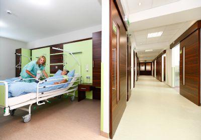Vo zvolenskej nemocnici hospitalizovali za prvý polrok takmer 8600 pacientov