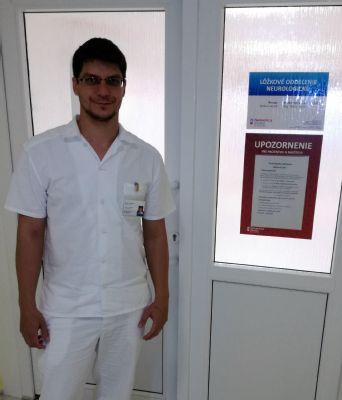 Neurológ Ján Necpál zo zvolenskej nemocnice opísal výnimočný prípad