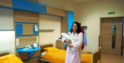 Mamičky bezplatne využívajú nadštandardné izby