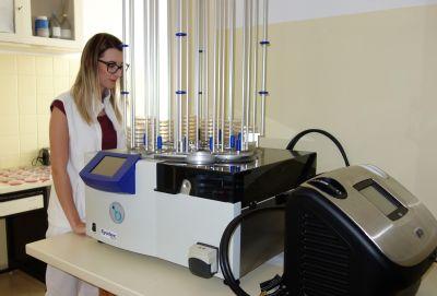 Nemocnica Zvolen investovala do laboratórnej techniky 55 tisíc eur