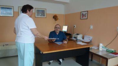 Nemocnica Zvolen rozšírila ambulantnú starostlivosť v odbore infektológia