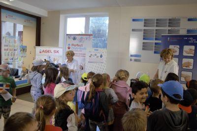 Deň hygieny rúk zaujal 300 návštevníkov vo zvolenskej nemocnici