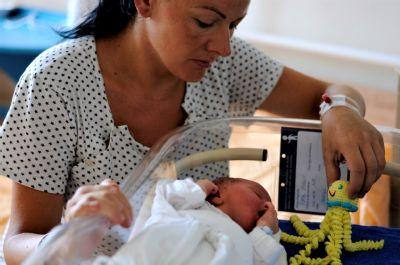 Zvolenská nemocnica podporuje terapeutické aktivity pre opustené deti