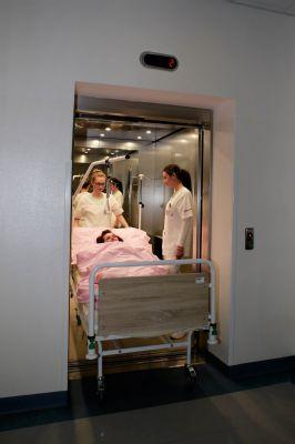 V Nemocnici Zvolen chystajú rekonštrukciu výťahov