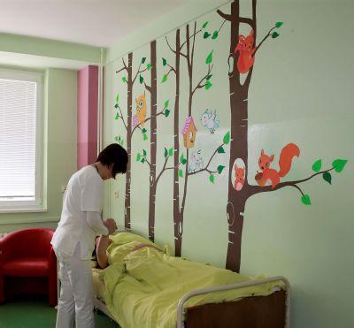 Nemocnica Zvolen vynovila Detské oddelenie