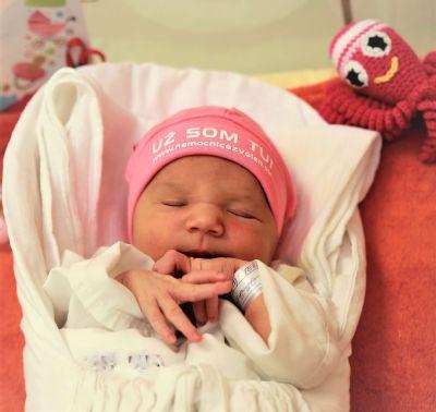 V Nemocnici Zvolen sa v roku 2020 narodilo už 500. dieťatko