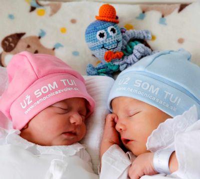 Zvolenské novorodeniatka dostanú háčkované chobotničky