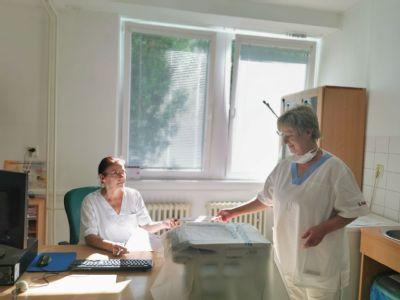 Zvolenská nemocnica otvorila ortopedickú ambulanciu