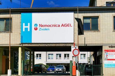 Nemocnica AGEL Zvolen získala prestížnu plaketu ANGELS AWARDS za liečbu cievnych mozgových príhod