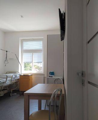 Nemocnica AGEL Zvolen modernizuje aj menšiu nemocnicu v Krupine