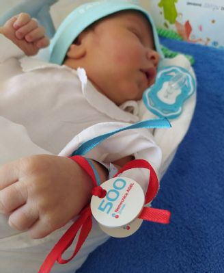 Vo zvolenskej nemocnici sa narodilo 500. dieťatko v tomto roku
