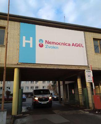 Zvolenská nemocnica umožňuje návštevy pacientov, vyžaduje však preventívne protiepidemické opatrenia